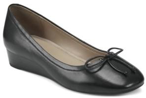 Aerosoles Women's Callie Low Wedge Dress Sandal Women's Shoes
