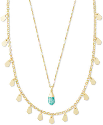 Kendra Scott Frieda Multi Strand Necklace