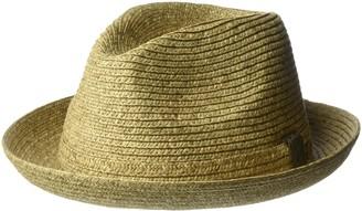 Bailey Of Hollywood Men's Frankie Braided Fedora Trilny Hat