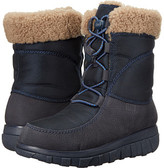 FitFlop Loaff Waterproof Lace-Up Boot