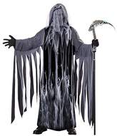 California Costumes Men's Soul Taker Scary Ghost Demon Skeleton Grim Reap