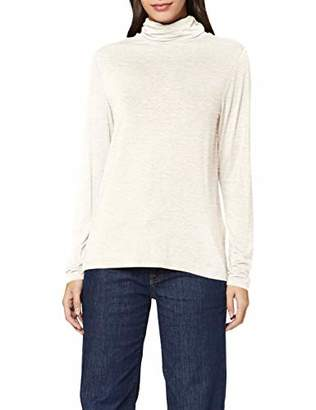S'Oliver Women's 14.910.31.6988 T-Shirt, (Black 9999), 8 (Size:)