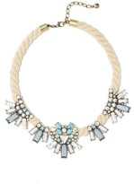 BaubleBar Women's Corde Bib Necklace