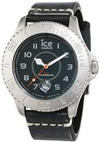 Ice Watch ICE-Watch Ice Heritage Men's Quartz Analogue Watch with Blue Dial and Blue Leather Strap HE.BE.SM.B.L.14