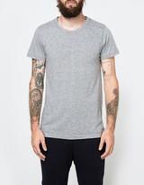 John Elliott Men's Mercer T-Shirt in Grey, Size Small