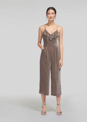 Florence Velvet Jumpsuit