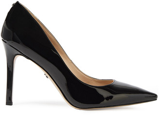 Sam Edelman Faux Patent-leather Pumps