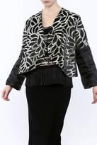 Yennie Zhou Kimono Wrap Coat