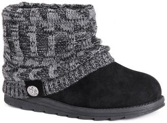 Muk Luks Patti Knit Boot