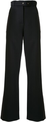 Cédric Charlier High-Waisted Trousers