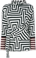 Etro striped sweater - women - Wool - 40