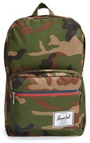 Herschel Men's 'Pop Quiz' Backpack - Green