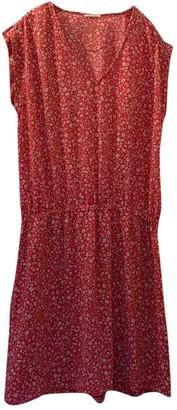 Ikks Red Dress for Women