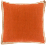 Surya Flange Pillow