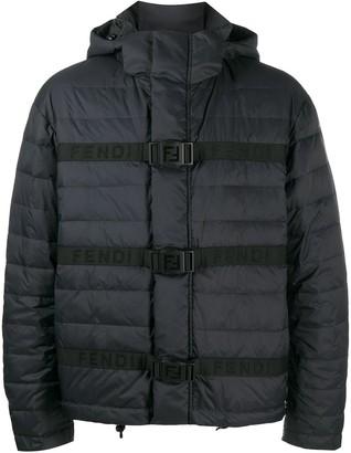 Fendi Classic Puffer Jacket