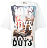Fausto Puglisi Boys T-shirt - women - Cotton - 40