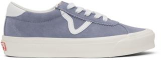 Vans Purple Suede OG Epoch LX Sneakers