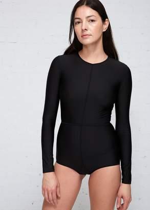 Ann Demeulemeester Long Sleeve Bodysuit