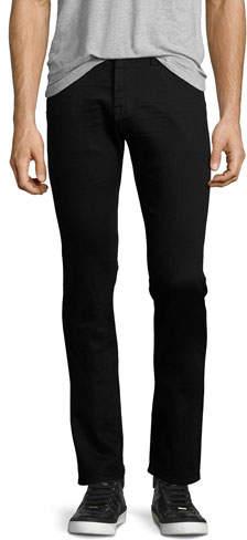 AG Jeans Matchbox 1-Year Undercover Denim Jeans, Black