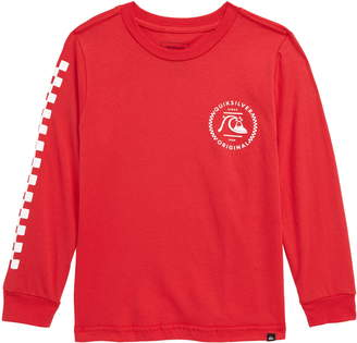 Quiksilver Golden Embers Long Sleeve T-Shirt