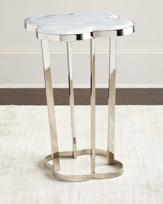 REGINA ANDREW Chrissy Clover Side Table