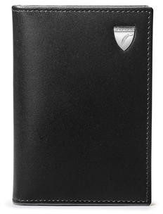 Aspinal of London Double Fold Credit Card Holder
