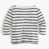 J.Crew Girls' striped T-shirt