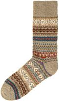 Barbour Boyd Fairisle Sock