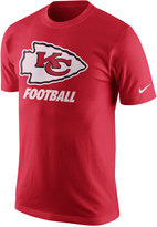 Nike Men's Kansas City Chiefs Facility T-Shirt