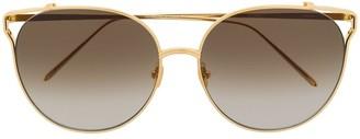 Linda Farrow Joanna cat eye sunglasses