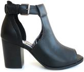 Christian Lacroix Black Patrizia Ankle Boot