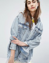 Cheap Monday Girlfriend Denim Jacket