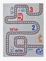 Race Track Rug - grey, Storage & Decoration | Vertbaudet