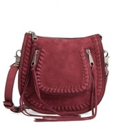 Rebecca Minkoff Mini Vanity Saddle Bag - Red