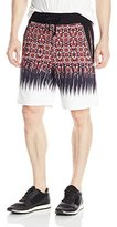 Just Cavalli Men's Nitik Printed Sweat Shirt