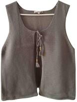 Bonpoint Ecru Wool Jacket for Women