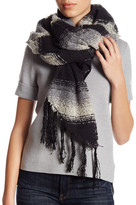 Collection XIIX Ombre Stripe Runway Wrap