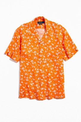 Polo Ralph Lauren Classic Short Sleeve Button-Down Shirt