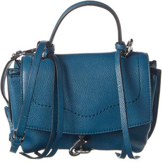 Rebecca Minkoff Stella Mini Leather Satchel Crossbody
