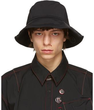 99% Is Black Pocket Bucket Hat