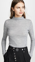 Vince Long Sleeve Funnel Neck Sweater