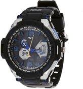 Everlast Diverse Sport Men's Analog Digital Round Rubber Watch