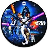 Star Wars Decorative Clock