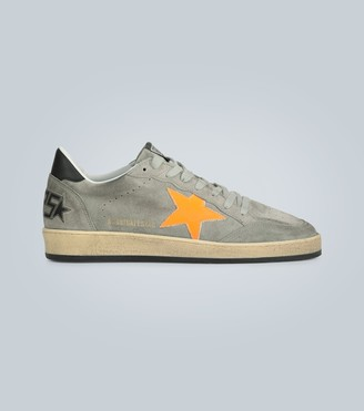 Golden Goose Distressed Ball Star sneakers
