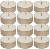 Asstd National Brand Extra Large Tea Light Candles (Set of 12)