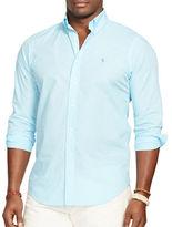 Polo Ralph Lauren Big and Tall Cotton Poplin Shirt
