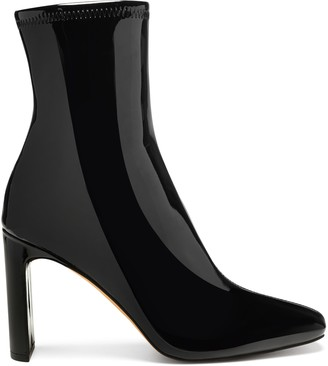 Vince Camuto Deverna Square-Toe Bootie