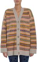 Stella McCartney fair isle cardigan