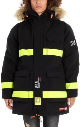 R 13 Fireman Parka
