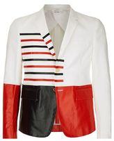 Thom Browne Painted Stripes Jacket